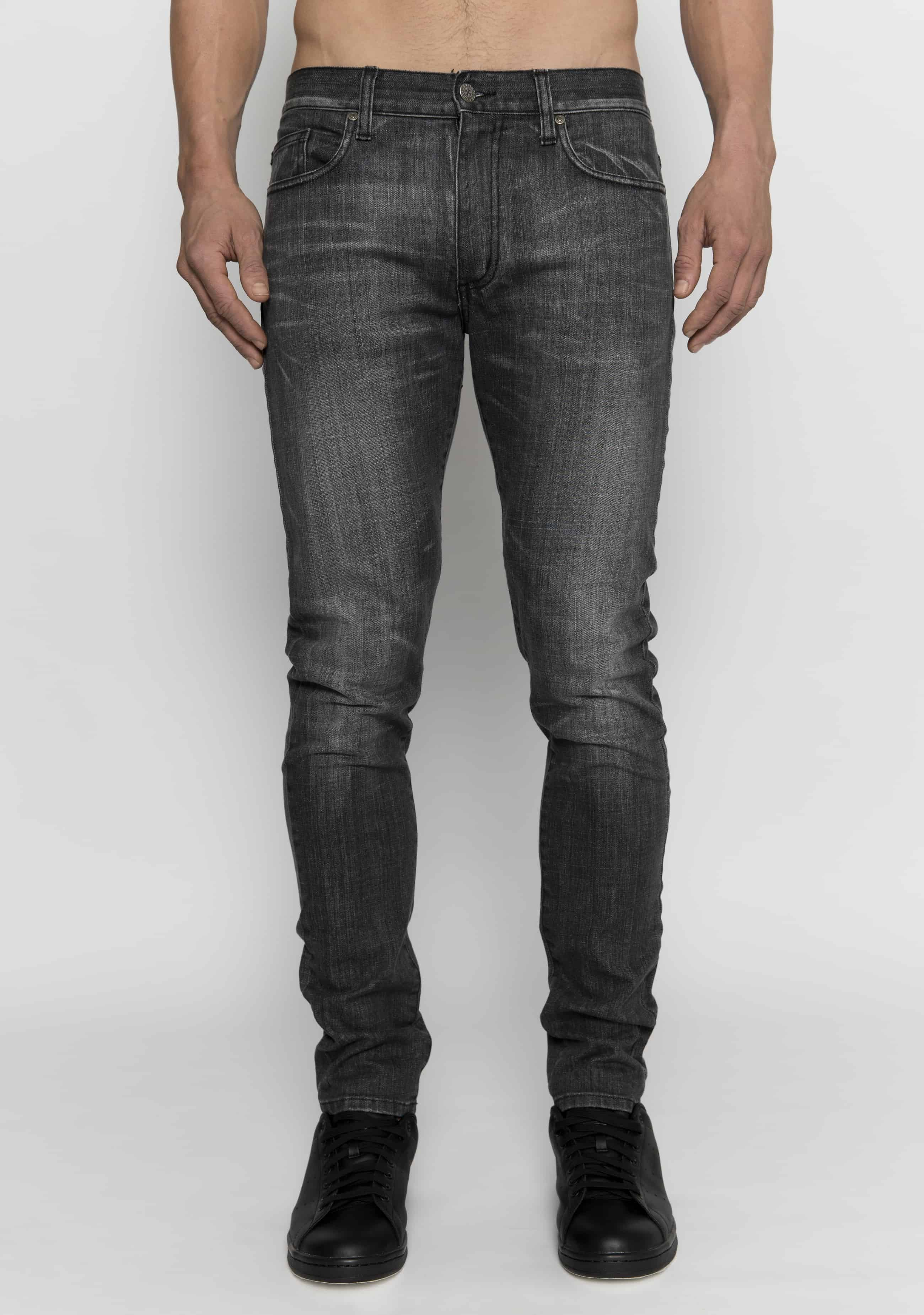 VANN Jean – Washed Grey