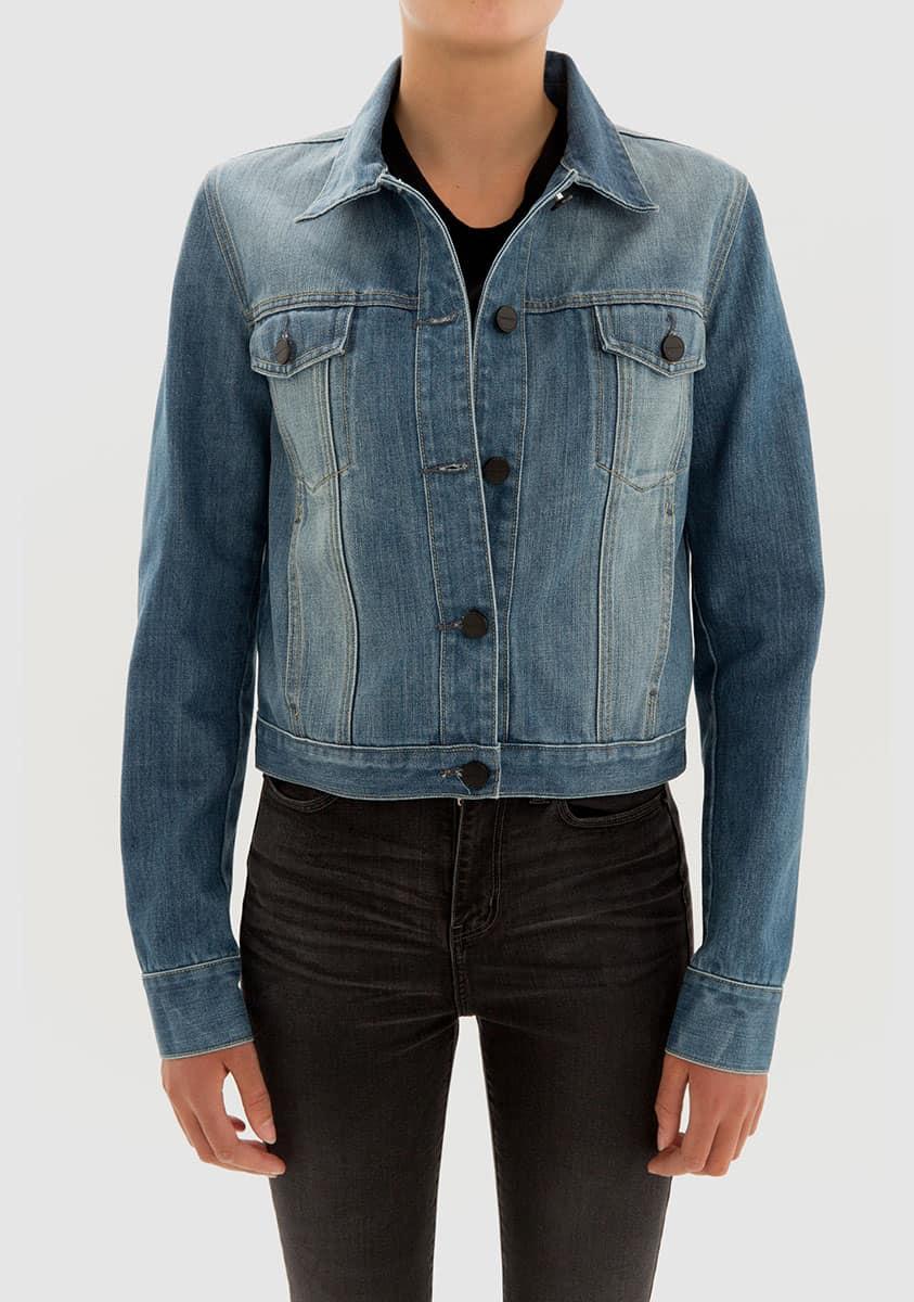 CAMERON Jacket – Indigo