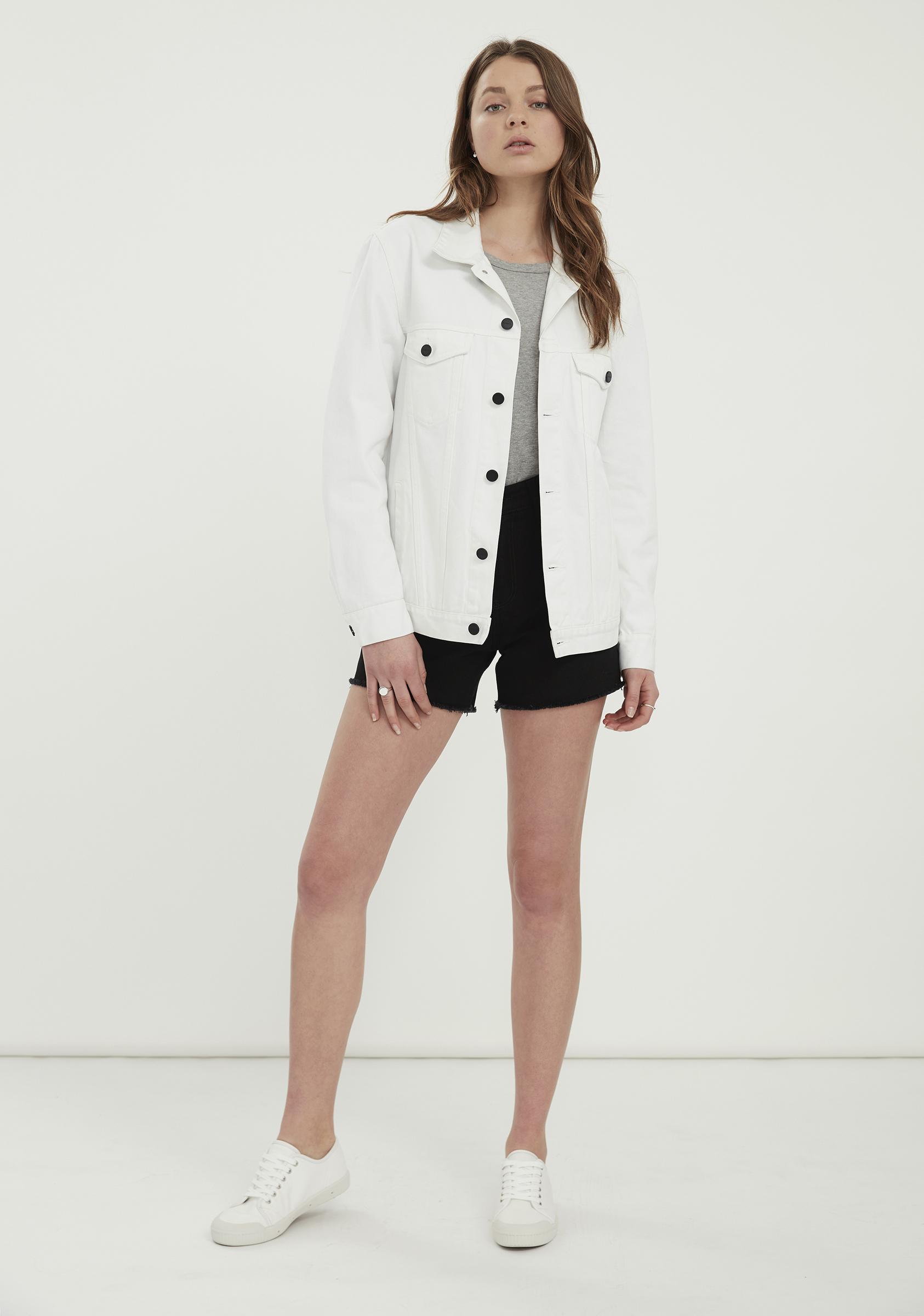 EILEEN Jacket – White