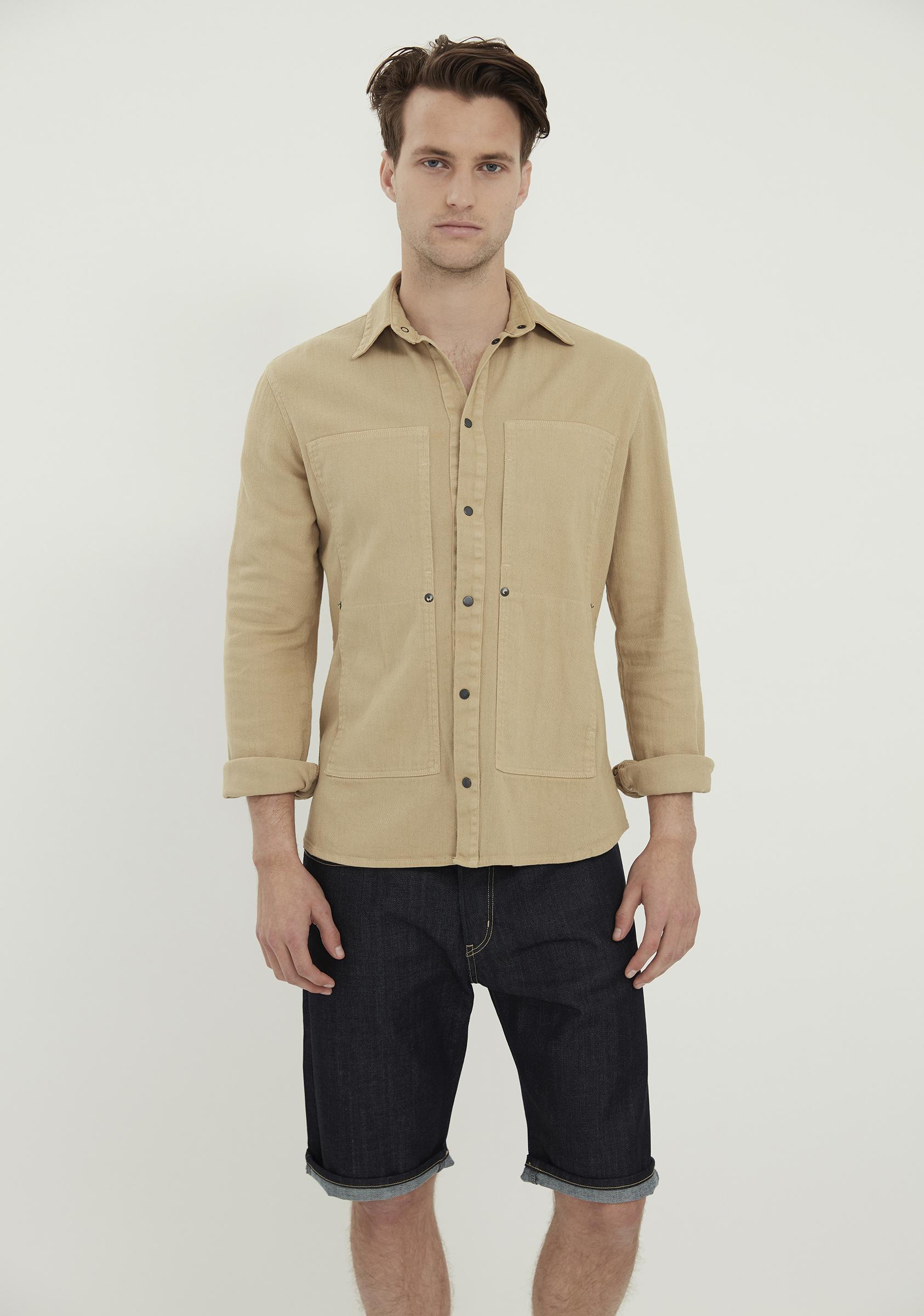 LIAM Shirt – Fawn