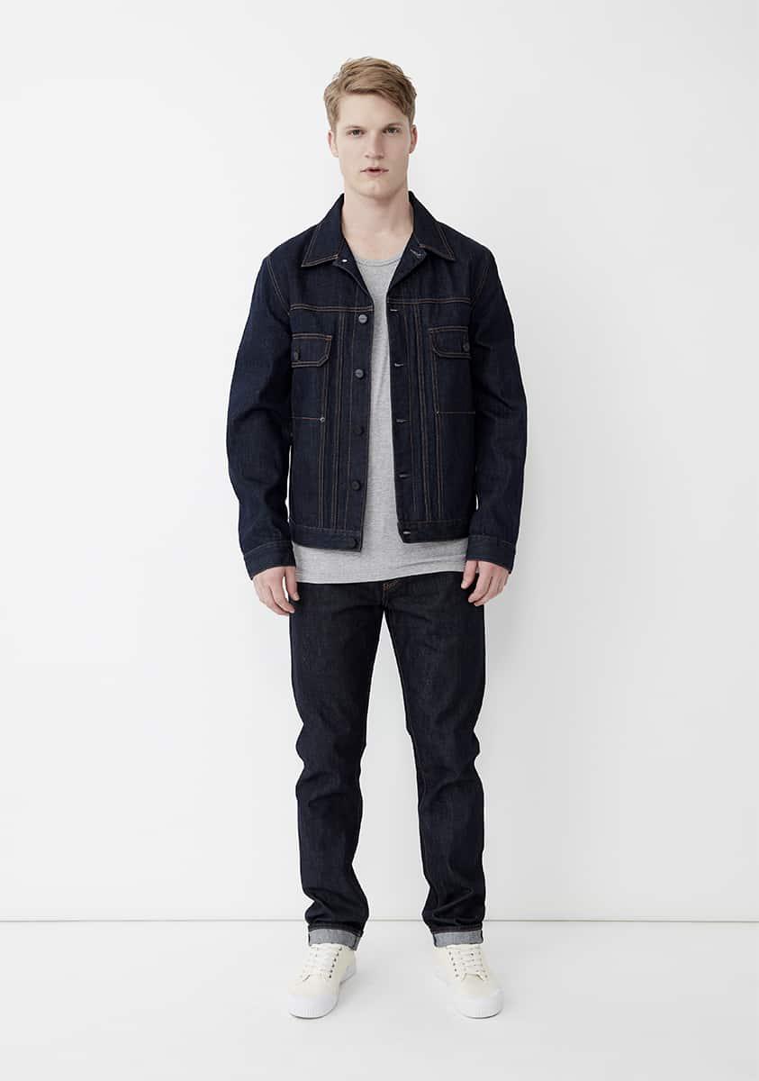 NASH Jacket – Dark