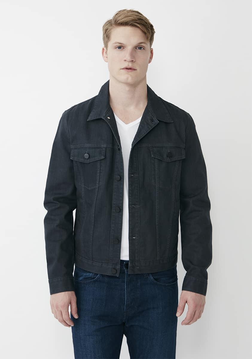 Elah Jacket – Charcoal
