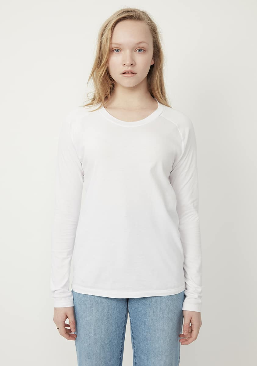 PHOEBE Top – White