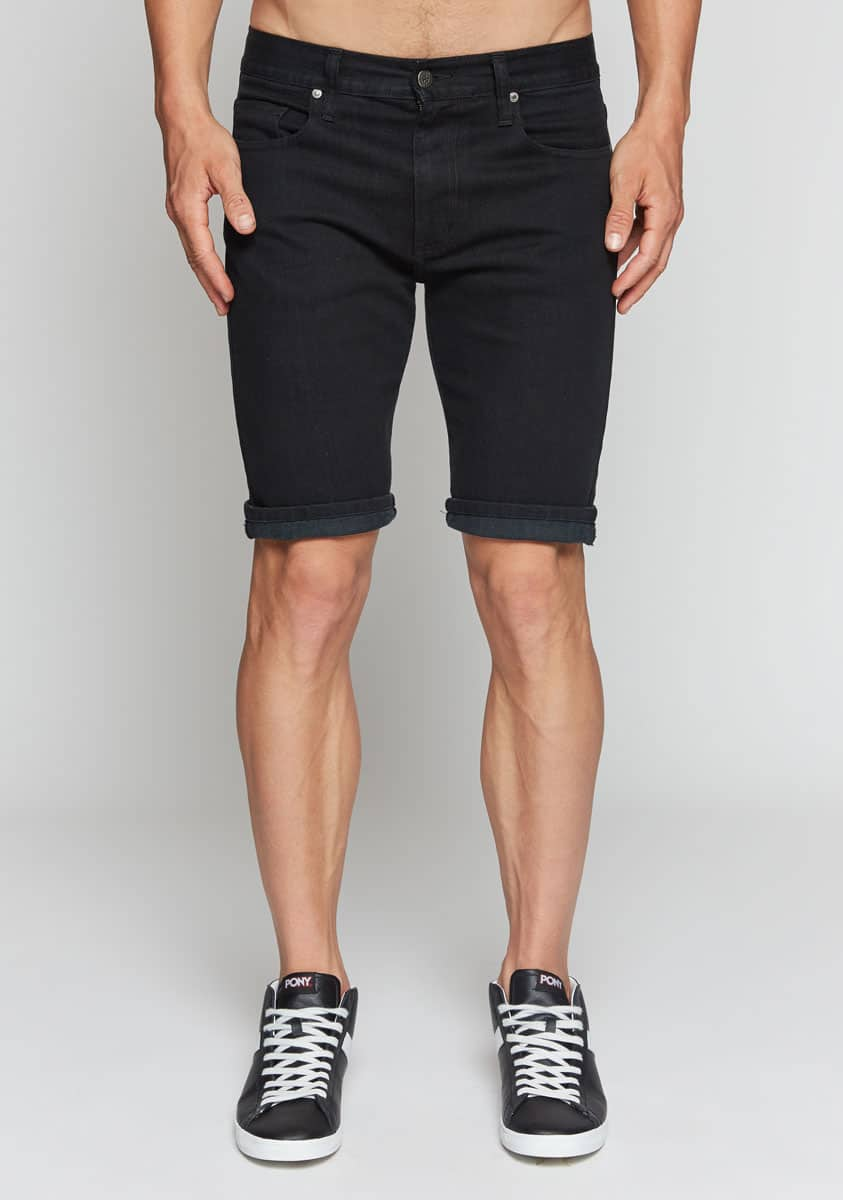 LENNOX Short-Black