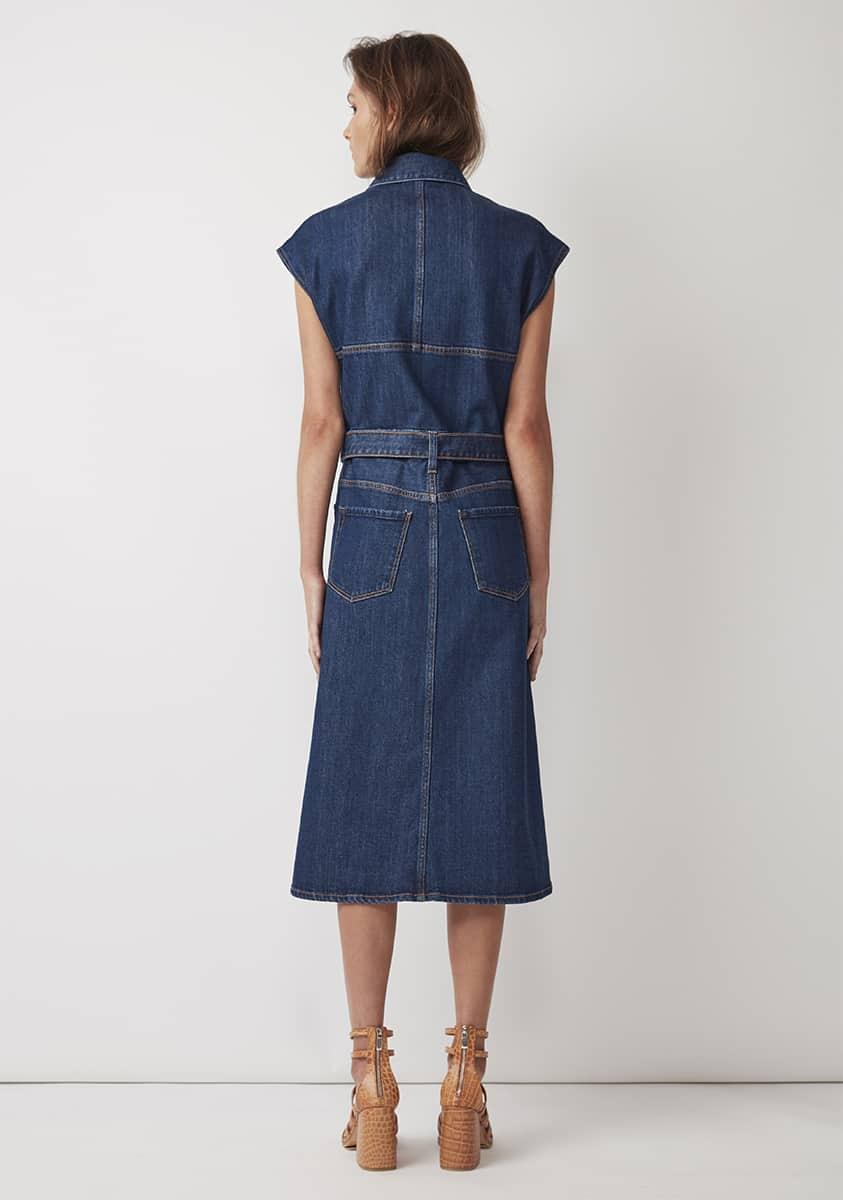 DARNEL Jacket-Vintage Blue