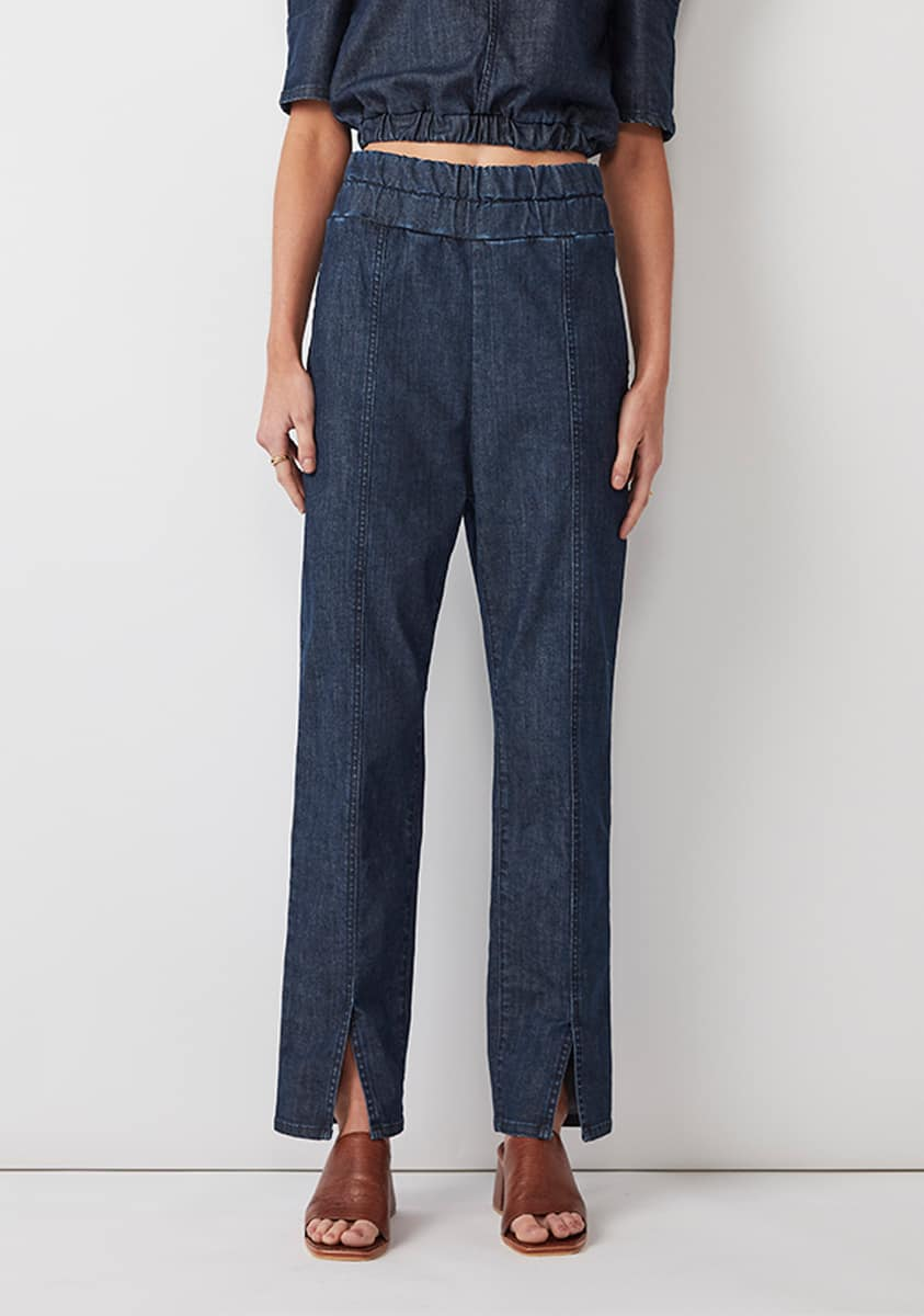 JUNO Pant-French Navy