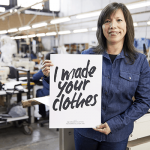 Meet the Jean makers wife: Mrs Lam