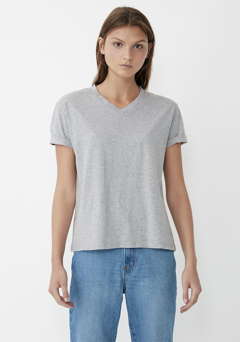 VERA T-Grey Marle