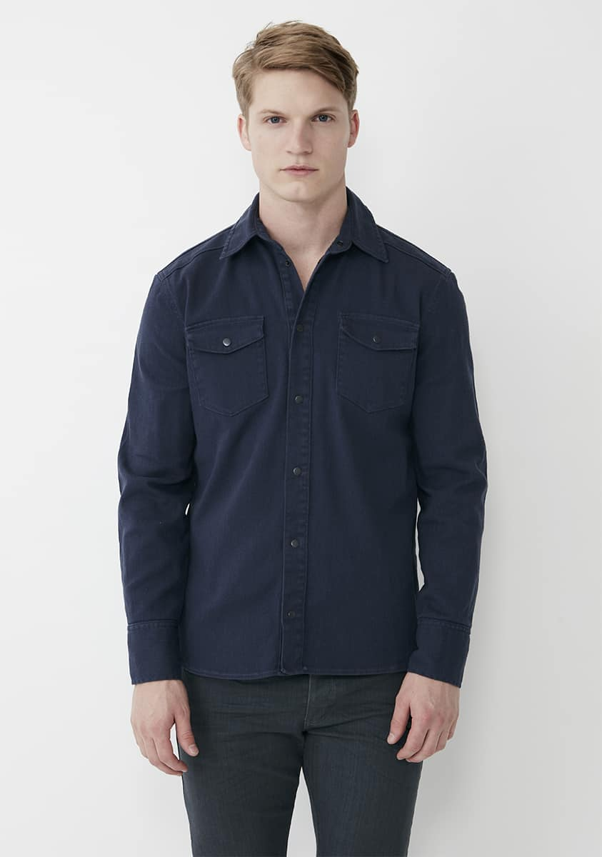 TEX Shirt-Blue