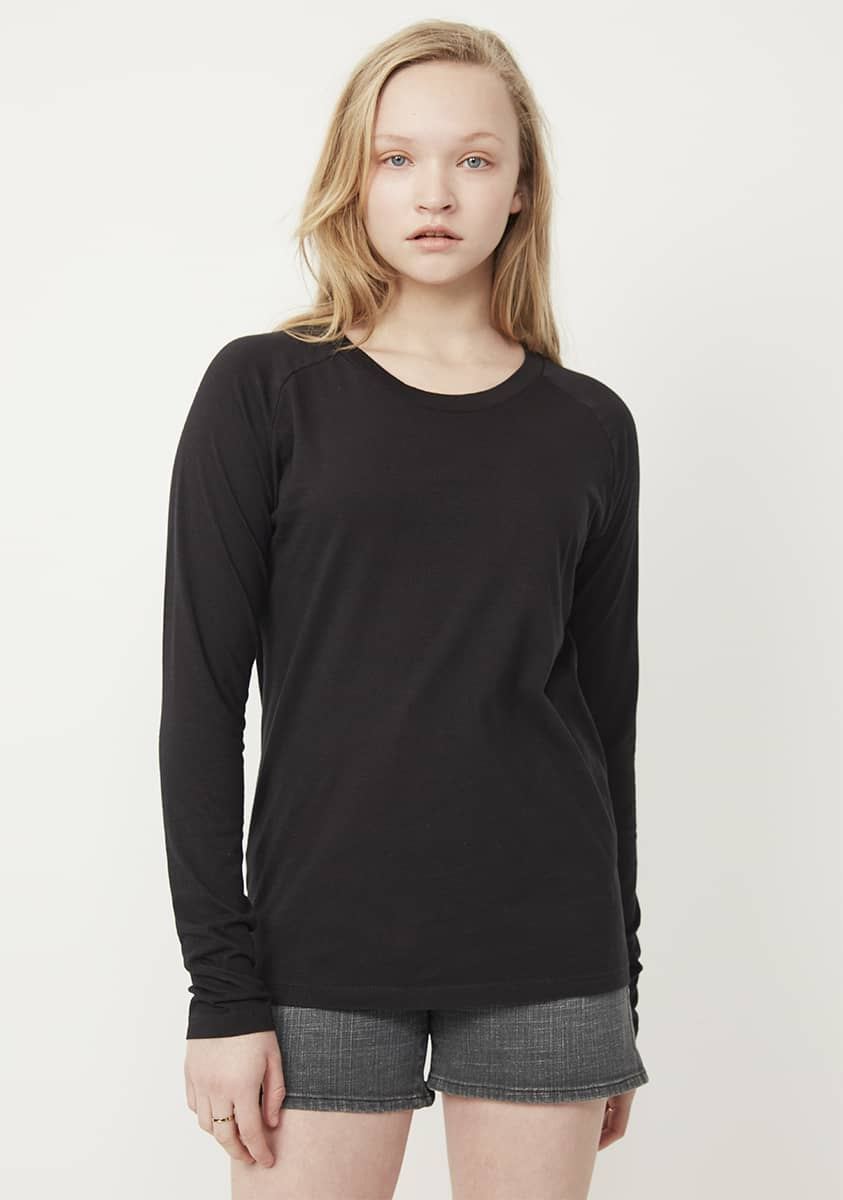 PHOEBE Top – Black