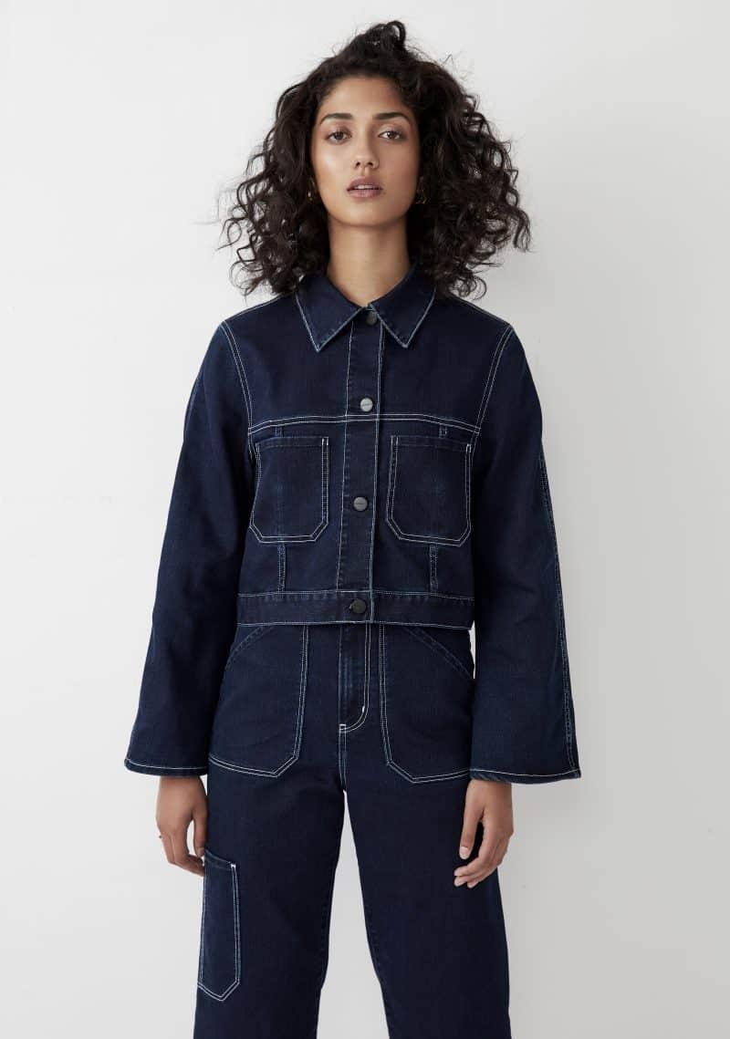 WREN Jacket-Blue