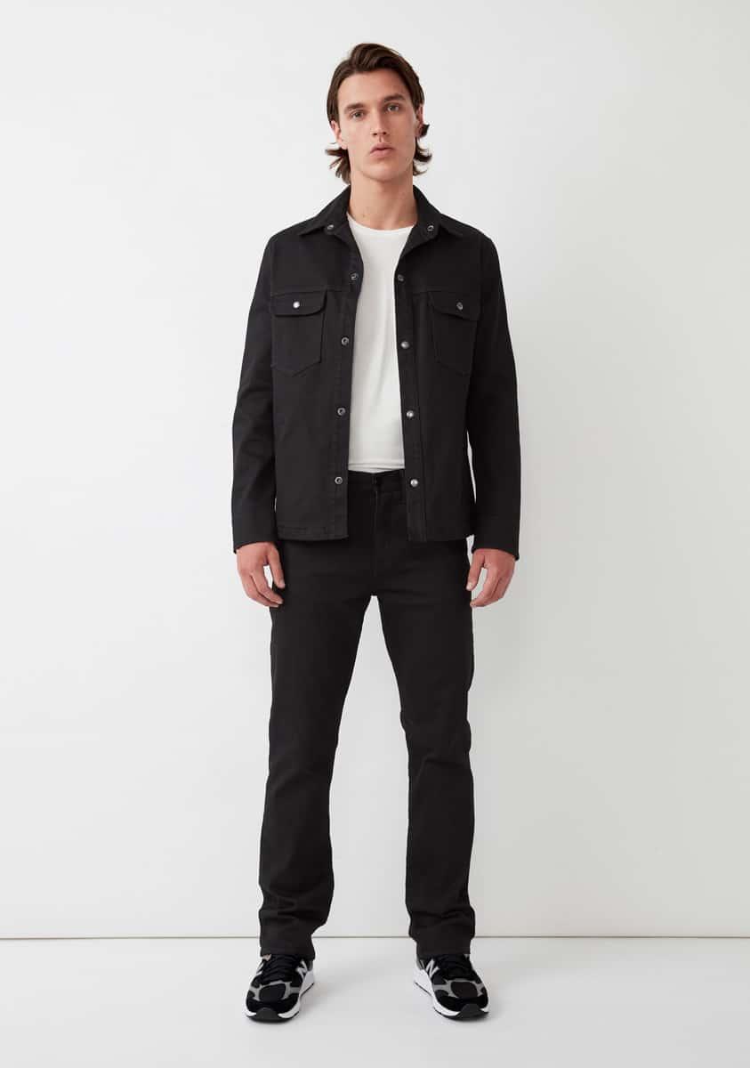 AMOS Jacket – Nero