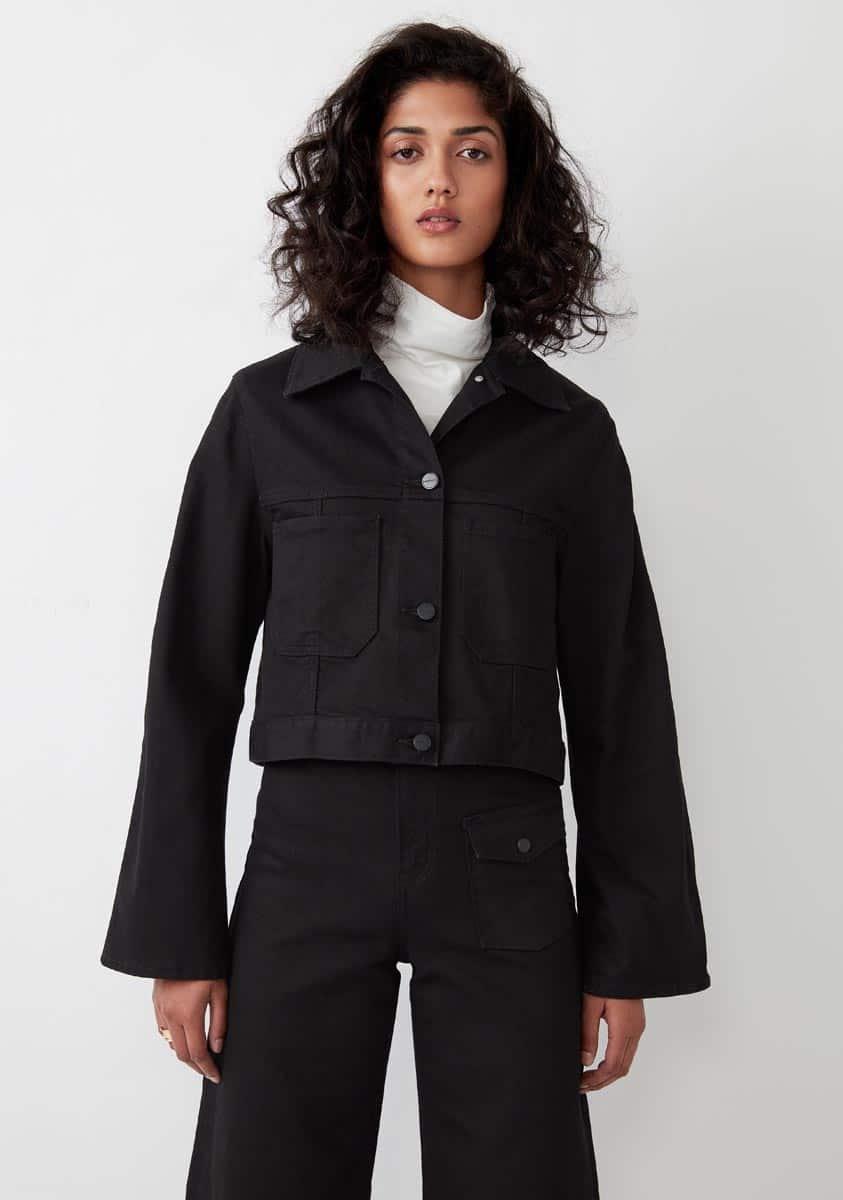 WREN Jacket-Nero