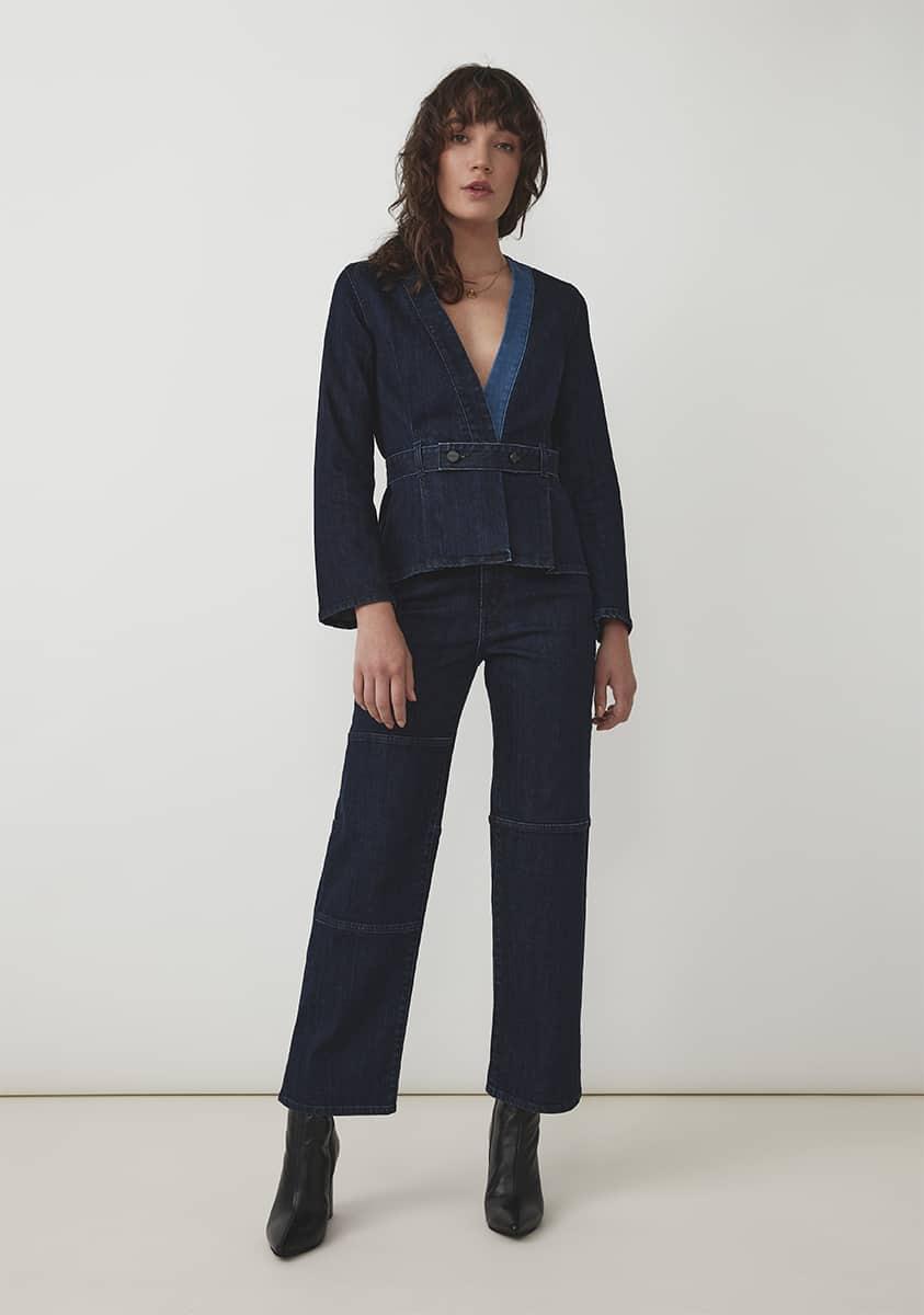 CHI Jacket-Blue