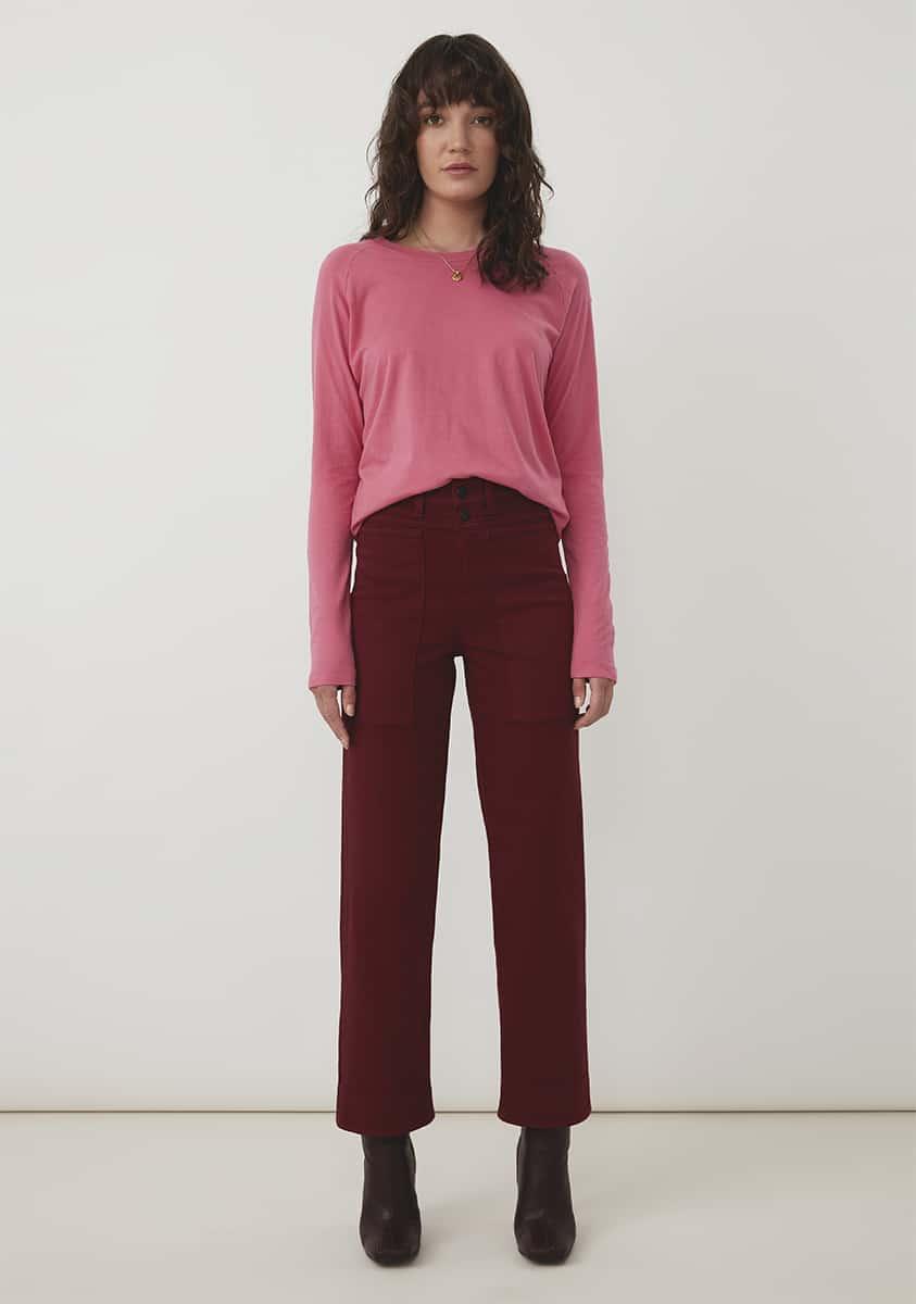 PHOEBE Top – Pink
