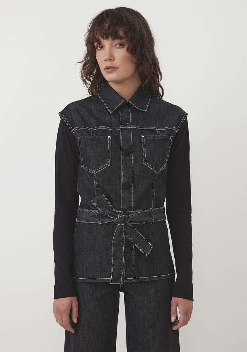 EMI Vest - Black