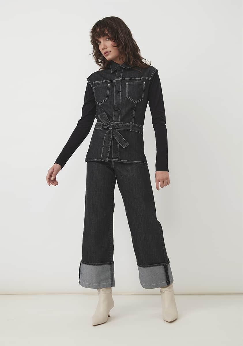 EMI Vest – Black