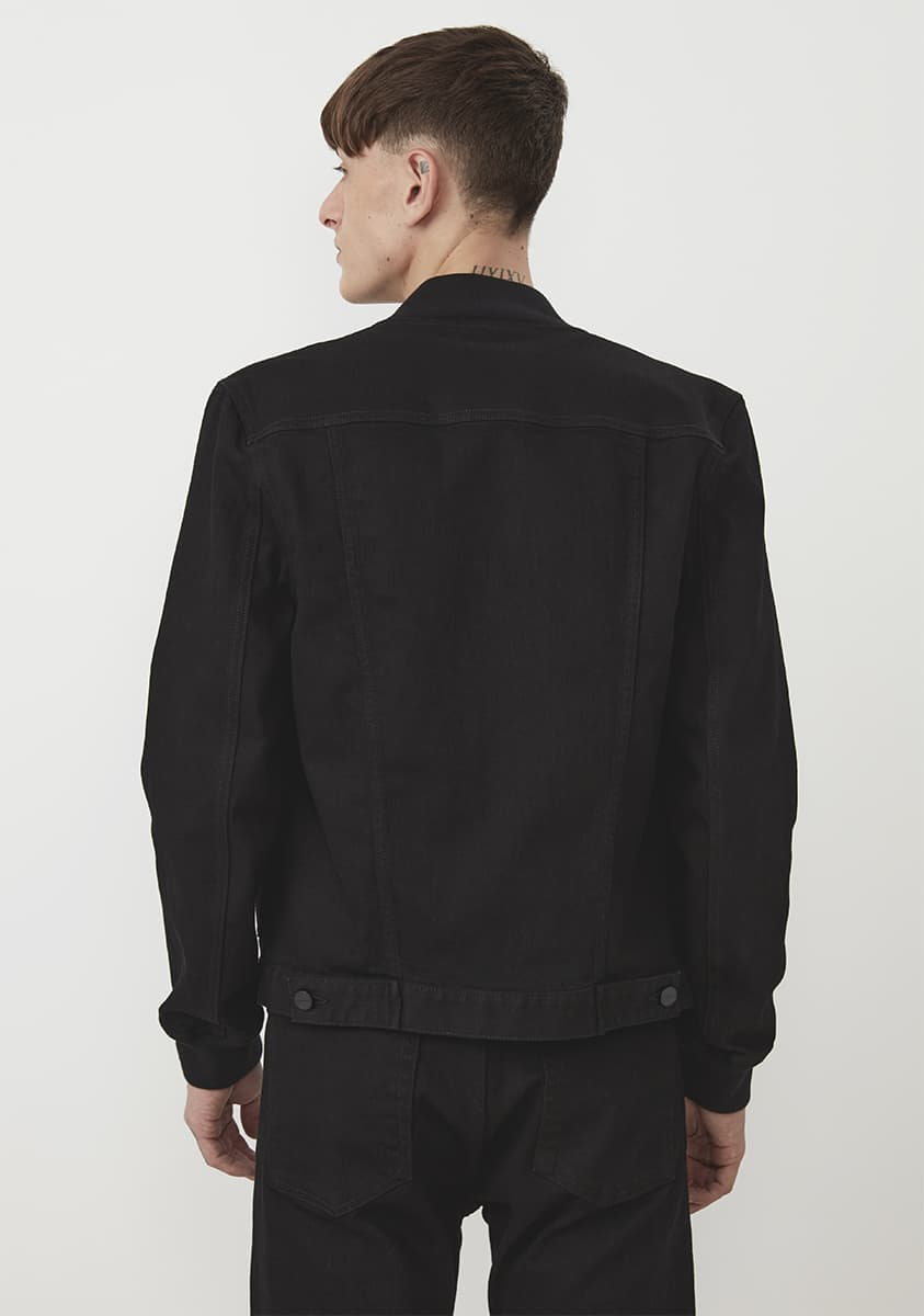 LOUIS Jacket-Nero