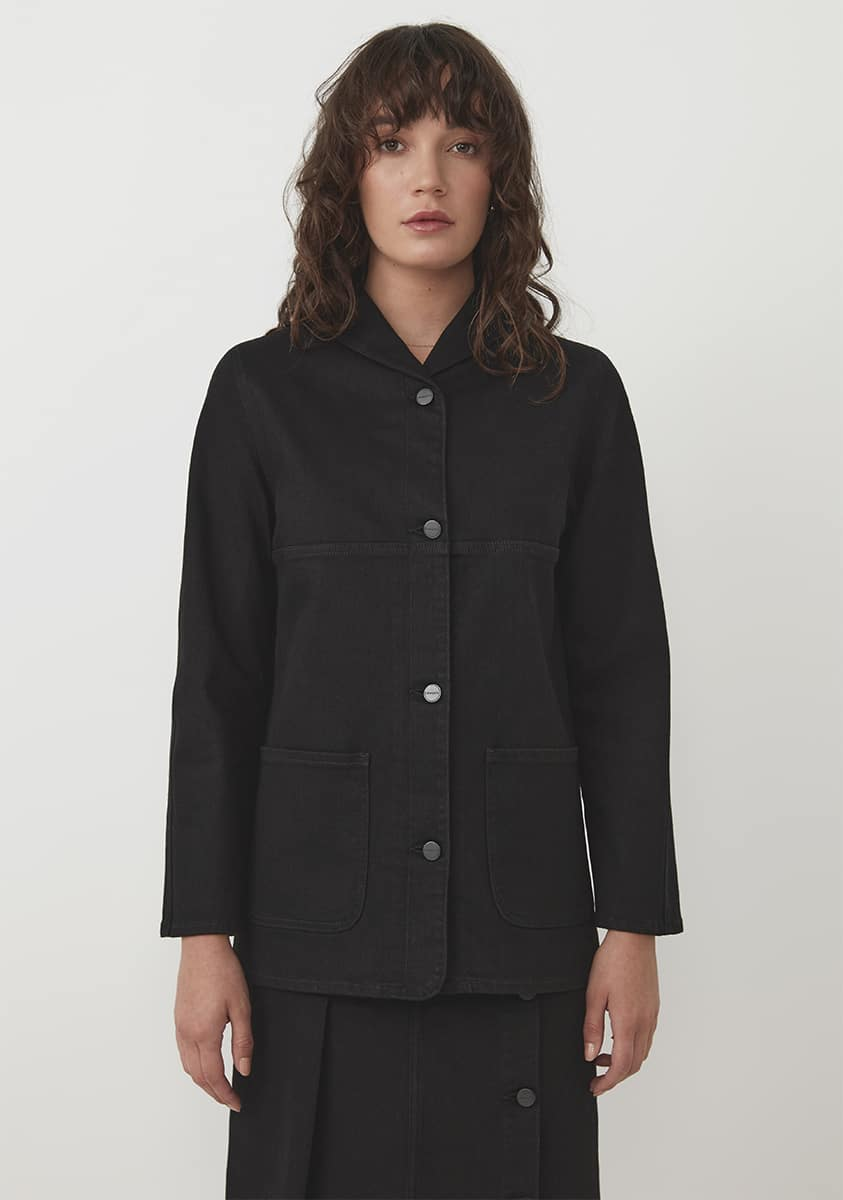 MIKA Jacket-Nero