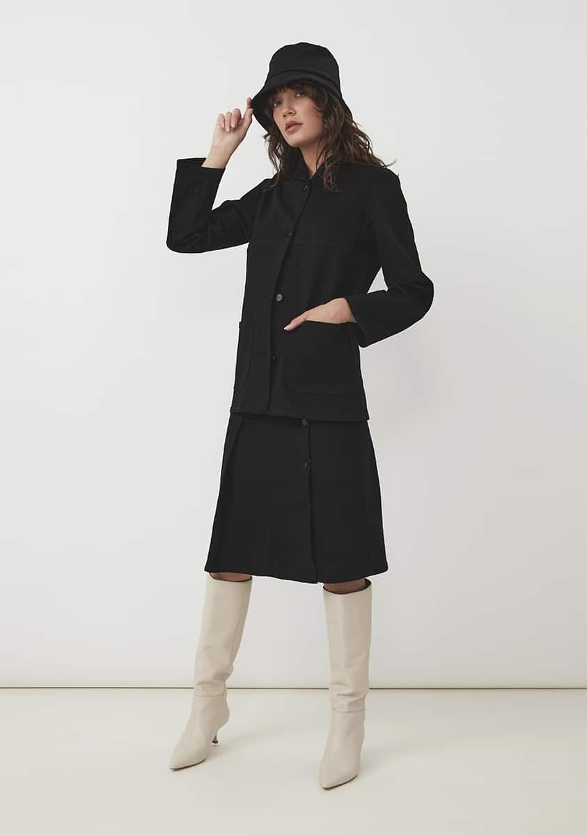 MIKA Jacket – Nero
