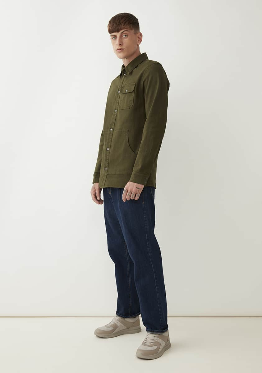 ASHTON Shirt - Khaki